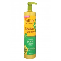 Alba Botanica Hawaiian Shampoo - So Smooth Gardenia - 32 Fl Oz