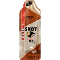 Clif Bar Clif Shot - Organic Mocha - Case Of 24 - 1.2 Oz