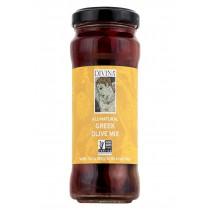 Divina Greek Olive Mix - Case Of 6 - 6.36 Oz.