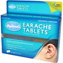 Hylands Homeopathic Earache Tablets - 40 Tab