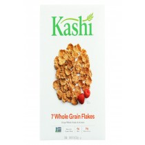 Kashi Whole Grain Flakes Cereal - Case Of 10 - 12.6 Oz.