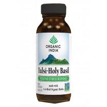 Organic India Holy Basil Supplement - Tulsi - 180 Vege Capsules