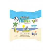 Seasnax Organic Seaweed Snack - Original - Case Of 12 - 1.08 Oz