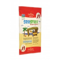 Seasnax Organic Premium Roasted Seaweed Snack - Chipotle - Case Of 16 - 0.54 Oz.