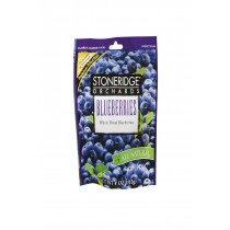 Stoneridge Orchards Whole Dried - Blueberries - Case Of 6 - 4 Oz.
