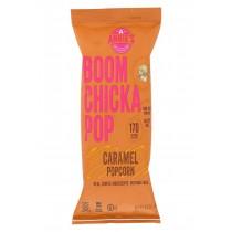 Angie's Kettle Corn Popcorn - Boom Chicka Pop - Caramel - Case Of 12 - 6.5 Oz