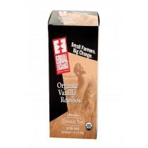Equal Exchange Organic Herbal Tea Vanilla Rooibos - Vanilla - Case Of 6 - 20 Bags