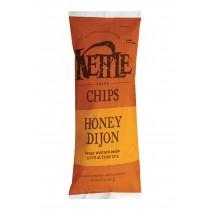 Kettle Brand Potato Chips - Honey Dijon - Case Of 12 - 8.5 Oz.
