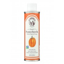 La Tourangelle Pumpkin Seed Oil - Case Of 6 - 8.45 Fl Oz.