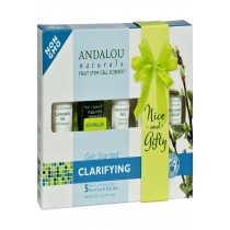 Andalou Naturals Get Started Clarifying 5 Piece Kit - 1 Kit