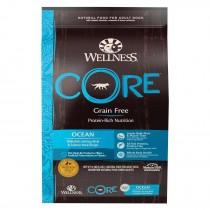 Wellness Pet Products Dog Food - Ocean Formula - 12 Lb.