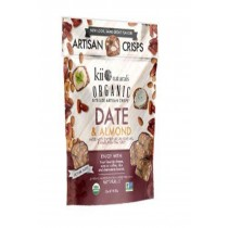 Kii Naturals Date And Almond - Case Of 12 - 5.3 Oz.