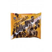 Saco Foods Chocolate Chunk - Semi - Sweet - Case Of 12 - 12 Oz.