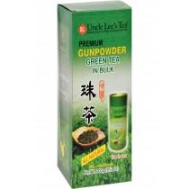 Uncle Lee's Premium Gunpowder Green Tea In Bulk - 5.29 Oz