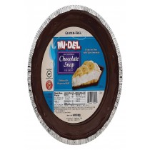 Midel Gluten Free Chocolate Snaps - Pie Crust - Case Of 12 - 7.1 Oz.