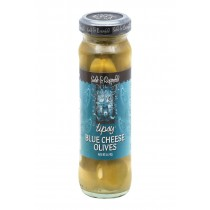 Sable And Rosenfeld Tipsy Olives - Blue Cheese - Case Of 6 - 5 Oz.