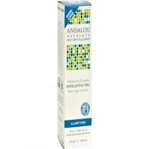 Andalou Naturals Exfoliating Peel Komb Enzyme - 1.8 Oz