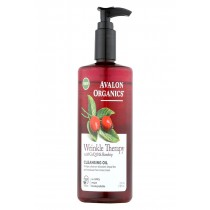 Avalon Wrinkle Therapy - Cleansing Oil - 8 Oz.