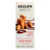 Bigelow Tea Tea - Chamomile Lavender - Good Mood - Case Of 6 - 18 Bag