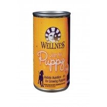 Wellness Pet Products Puppy Food - Case Of 12 - 12.5 Oz.