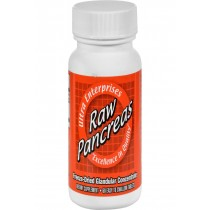 Ultra Glandulars Raw Pancreas - 200 Mg - 60 Tablets