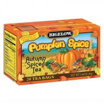 Bigelow Tea Pumpkin Spice Black Tea - Case Of 6 - 20 Bags