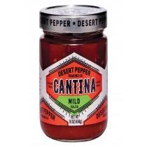 Desert Pepper Trading Cantina Salsa - Mild - Case Of 6 - 16 Oz