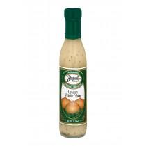 Braswell's Onion Dressing - Creamy Vidalia - Case Of 6 - 12 Fl Oz.