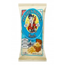 Pirate Brands Baked Rice And Corn Puffs - Ranch - Case Of 12 - 4 Oz