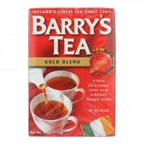 Barry's Tea Irish Tea - Gold Blend - Case Of 12 - 40 Bags