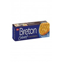 Dare Breton Cabaret Crackers - Buttery Original - Case Of 12 - 7 Oz.