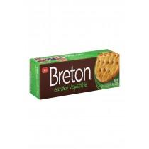 Dare Breton Crackers - Garden Vegetable - Case Of 12 - 8 Oz.