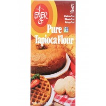 Ener-g Foods Flour - Tapioca - Pure - Wheat Free - 16 Oz - Case Of 12