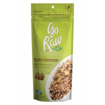 Go Raw Sprouted Granola - Apple Cinnamon - Case Of 6 - 16 Oz.