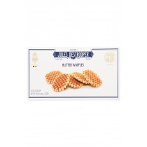 Jules Destrooper Cookies - Butter Waffles - Case Of 12 - 3.52 Oz.