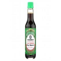 Kikkoman Sauce - Soy - Light - Case Of 12 - 10 Fl Oz