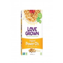 Love Grown Foods Power O's Cereal - Original - Case Of 6 - 8 Oz.