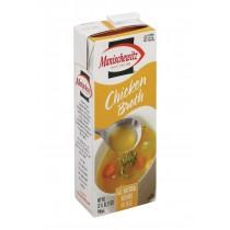 Manischewitz Chicken Broth - Case Of 12 - 32 Fl Oz.
