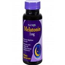 Natrol Melatonin - 1 Mg - 180 Tablets