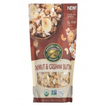 Nature's Path Granola - Organic - Coconut Cashew Butter - Case Of 8 - 11 Oz