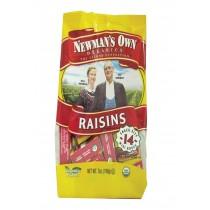 Newman's Own Organics California Raisins - Organic - Case Of 12 - 0.5 Oz.