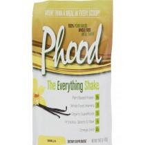 Plantfusion Phood Packets - Vanilla - 1.59 Oz - Case Of 12