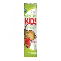 Orgain Kids Protein Shake - Strawberry - Case Of 12 - 8.25 Fl Oz.