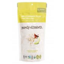 Purely Elizabeth Ancient Grain Organic Oatmeal - Apple Cinnamon Pecan - Case Of 6 - 10 Oz.