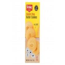 Schar Cookies - Butter - Case Of 12 - 4.2 Oz