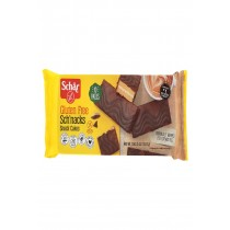 Schar Sch'nacks Chocolate Covered Snack Cakes - Case Of 6 - 12.3 Oz.