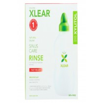 Xlear Sinus Care Rinse System With Xylitol
