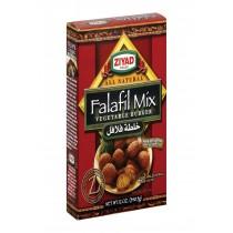 Ziyad Brand Falafil Mix - Vegetable Burger - Case Of 6 - 12 Oz.