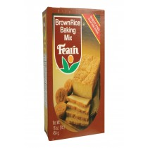 Fearns Soya Food Brown Rice Baking Mix - Case Of 12 - 16 Oz.