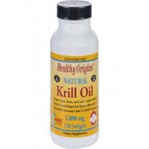 Healthy Origins Krill Oil - 1000 Mg - 120 Softgels